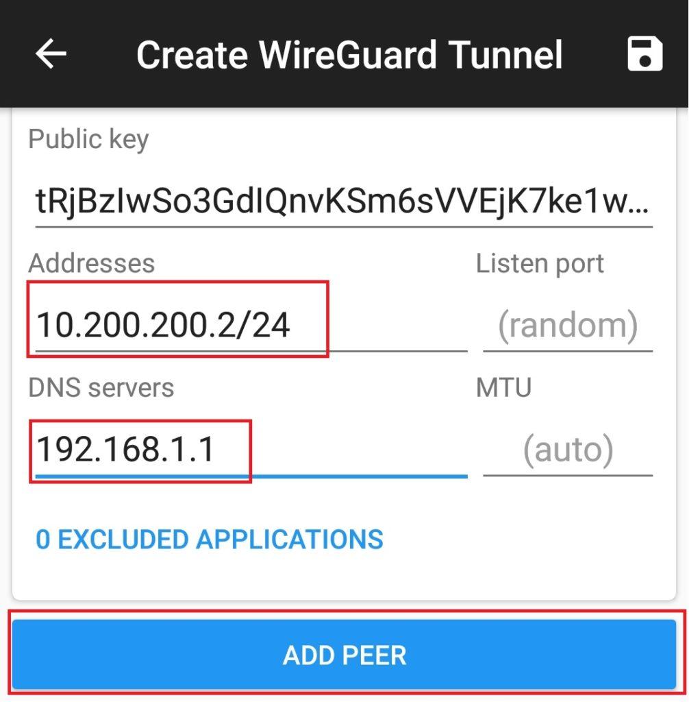 Wireguard setup Openwrt - Chrisbuchan co uk